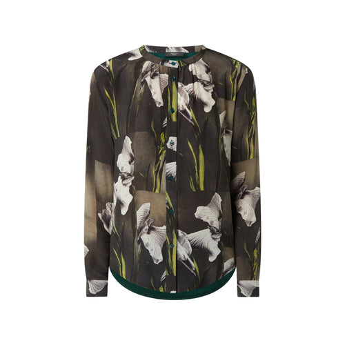 Max Mara Weekend Pincio Silk Blouse