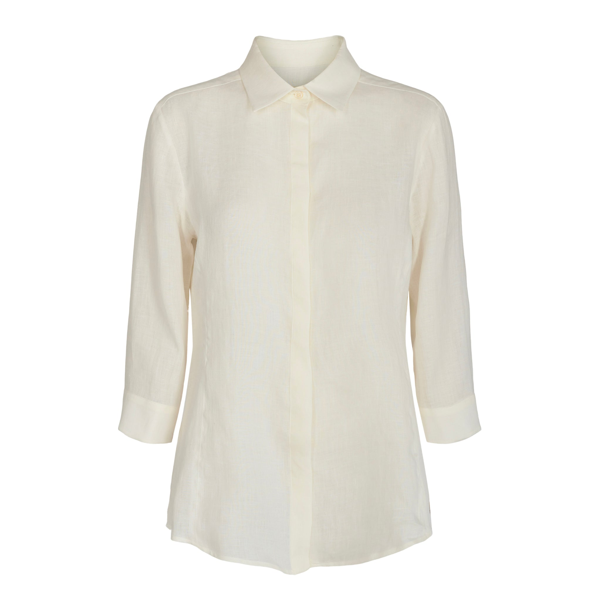 Max Mara Weekend Linen Raoul Shirt