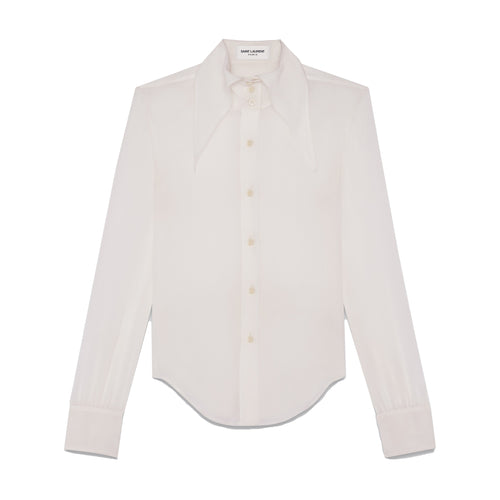 Yves Saint Laurent Silk Shirt