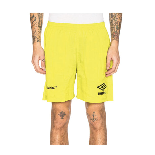 Off White X Umbro Ripstop Shorts