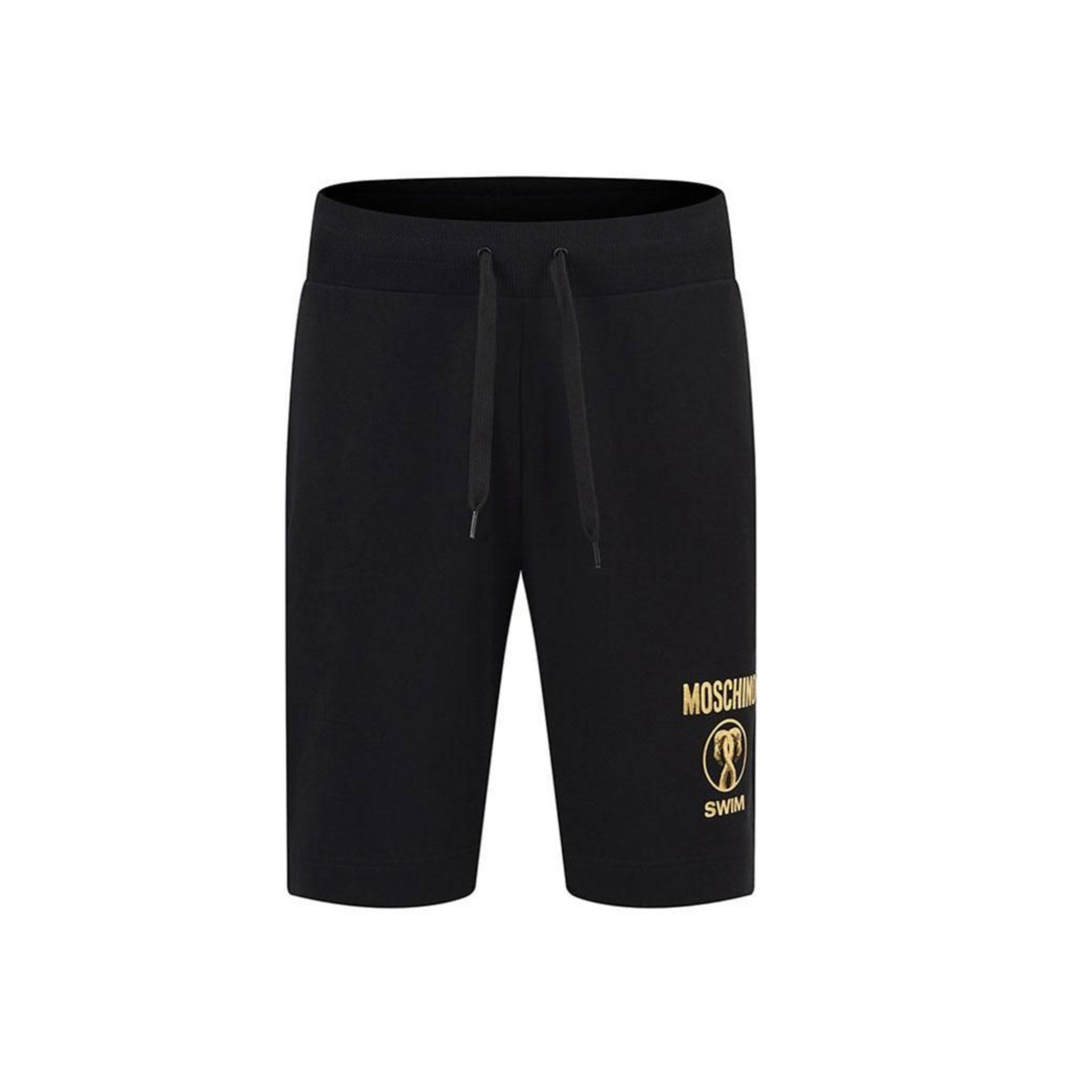 Moschino Swim Cotton Shorts