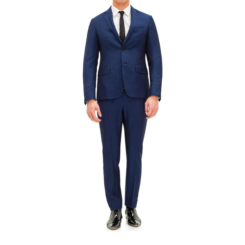 Pal Zileri Single-Breasted Wool Suit