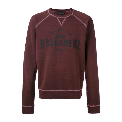 Dsquared2 Caten Peak Logo Sweatshirt
