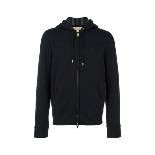 Burberry Long  Zipped Hoodie