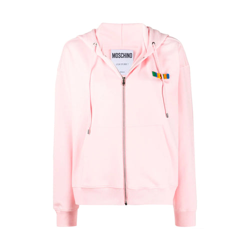 Moschino Logo Hooded Sweatshirt