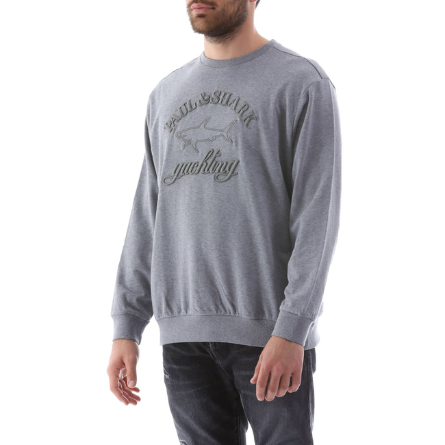 Paul & Shark Cotton Logo Sweatshirt