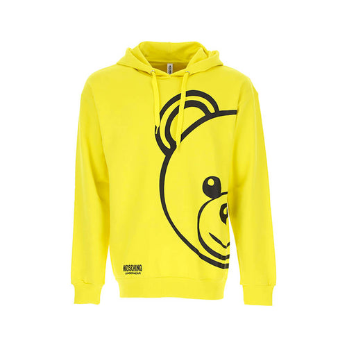 Moschino Underwear Logo Hooded Sweatshirt