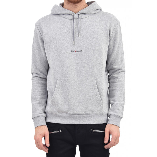 Yves Saint Laurent Hooded Sweatshirt