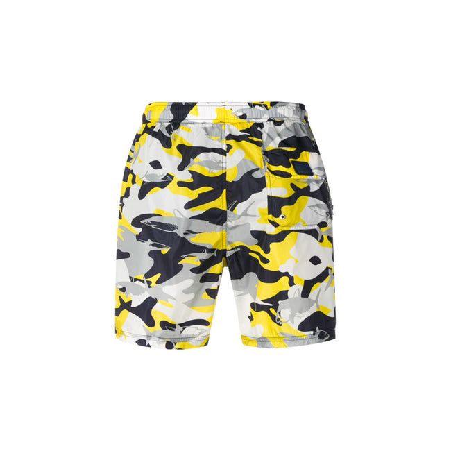 Paul & Shark Camouflage Swim Shorts