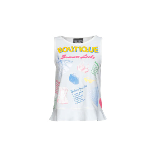 Boutique Moschino Printed Top