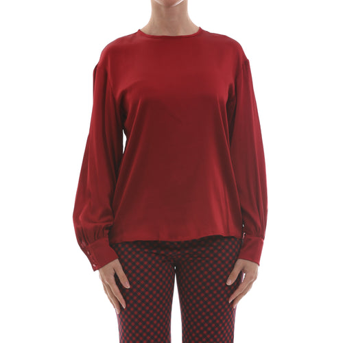 Max Mara Studio Silk Blouse-MAX MARA STUDIO-SHOPATVOI.COM - Luxury Fashion Designer