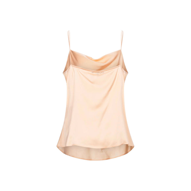Space Simona Corsellini Satin Top