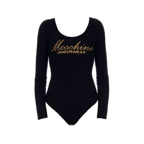 Moschino Underwear Logo Body Top
