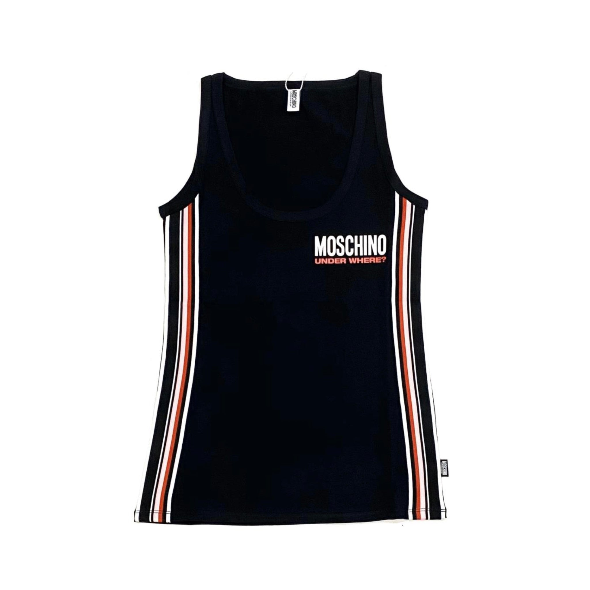Moschino Underwear Under Where Vest Top