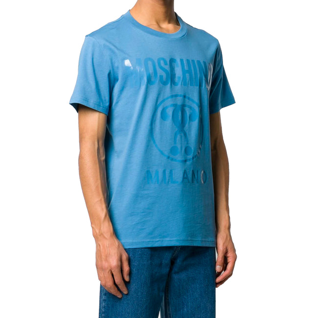 Moschino Cotton Logo T-Shirt