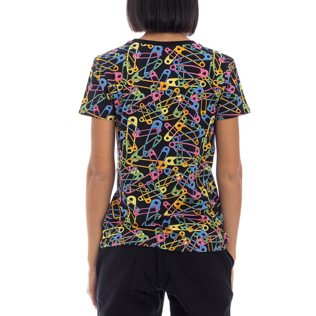 Moschino Underwear Pin Print T-Shirt