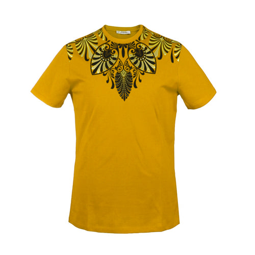 Versace Collection Printed Cotton T-Shirt