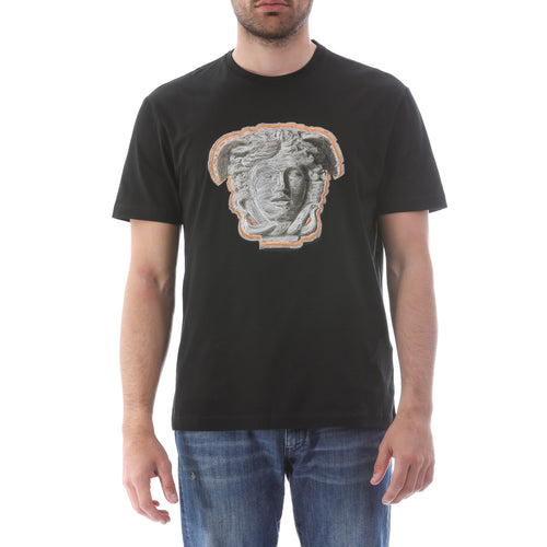 Versace Cotton Logo T-Shirt