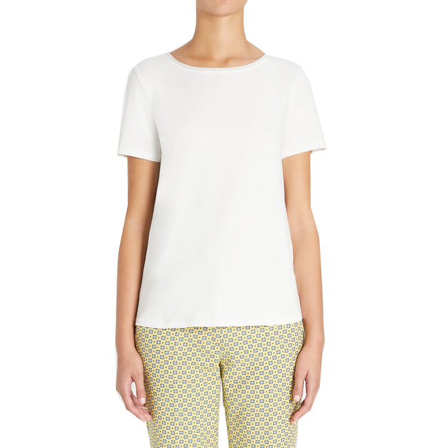 Max Mara Weekend Multib Cotton T-Shirt