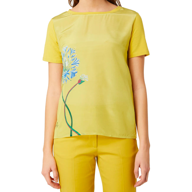 Max Mara Weekend Floral Print T-Shirt