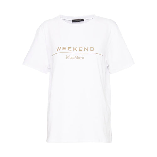 Max Mara Weekend Logo T-Shirt