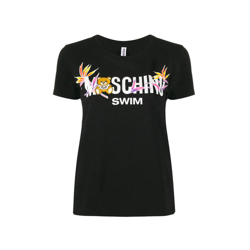 Moschino Swim Toy Bear Logo T-Shirt