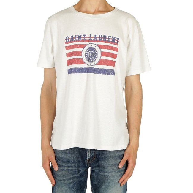 Yves Saint Laurent Printed T-Shirt