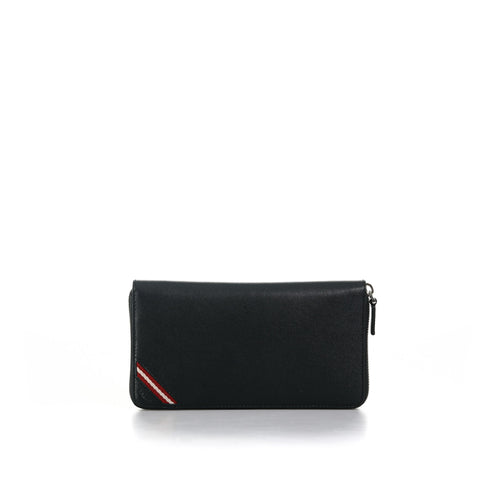 Leather Wallet-BALLY-SHOPATVOI.COM - Luxury Fashion Designer