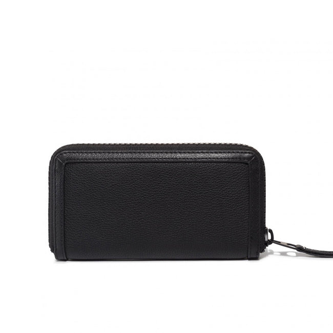 Love Moschino Logo Leather Wallet