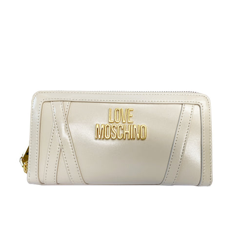 Love Moschino Logo Wallet