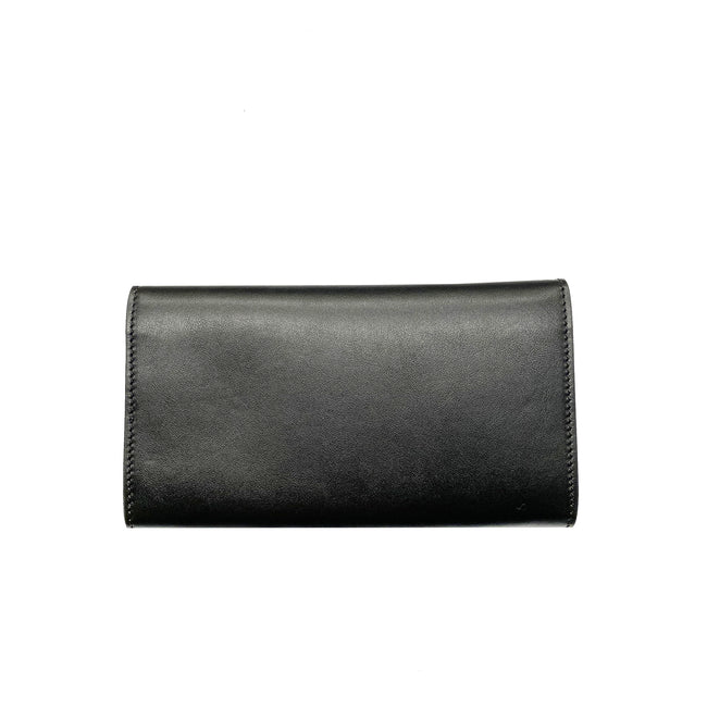 Moschino Couture Logo Leather Wallet