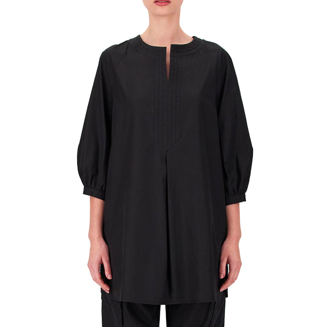 Max Mara Studio Oriana Cotton Poplin Blouse