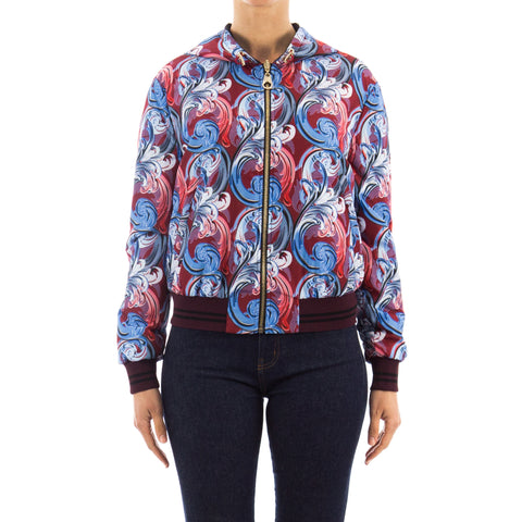 Versace Reversible Bomber Jacket-VERSACE-SHOPATVOI.COM - Luxury Fashion Designer