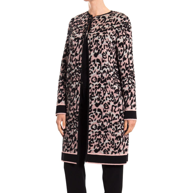 11efe8871809 M. Missoni Knitted Wool Blend Jacket-M. MISSONI-SHOPATVOI.COM -