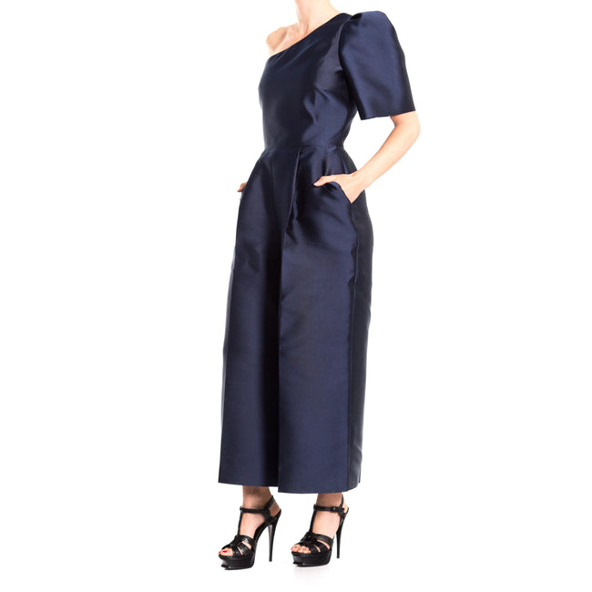 One-Shoulder Jumpsuit-STELLA MCCARTNEY-SHOPATVOI.COM - Luxury Fashion Designer