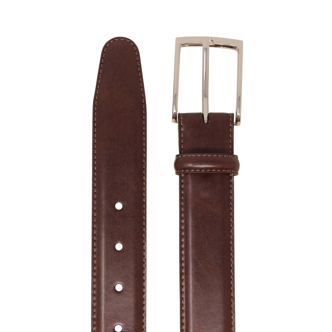Martin Dingman Double Buuckle Belt-MARTIN DINGMAN-SHOPATVOI.COM - Luxury Fashion Designer