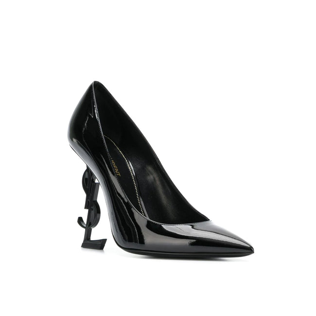 Saint Laurent Patent Leather Opyum Pumps