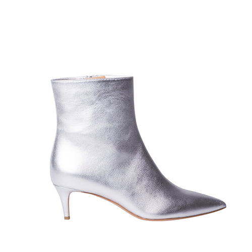 Kitten Heel Leather Bootie-LERRE-SHOPATVOI.COM - Luxury Fashion Designer