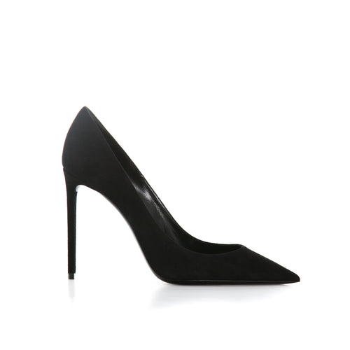 Yves Saint Laurent Suede Pumps-YVES SAINT LAURENT-SHOPATVOI.COM - Luxury Fashion Designer