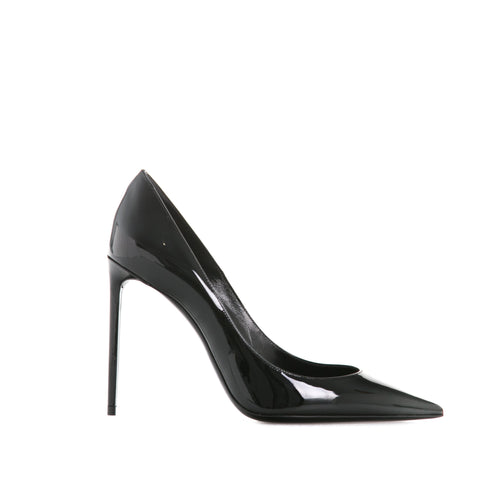Yves Saint Laurent Patent Leather Pumps-YVES SAINT LAURENT-SHOPATVOI.COM - Luxury Fashion Designer
