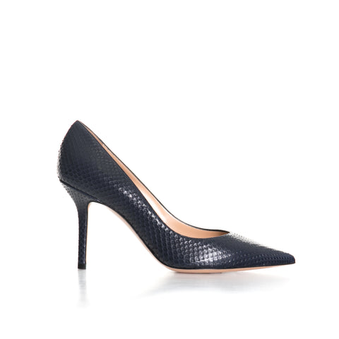 Python Leather Pumps-LERRE-SHOPATVOI.COM - Luxury Fashion Designer