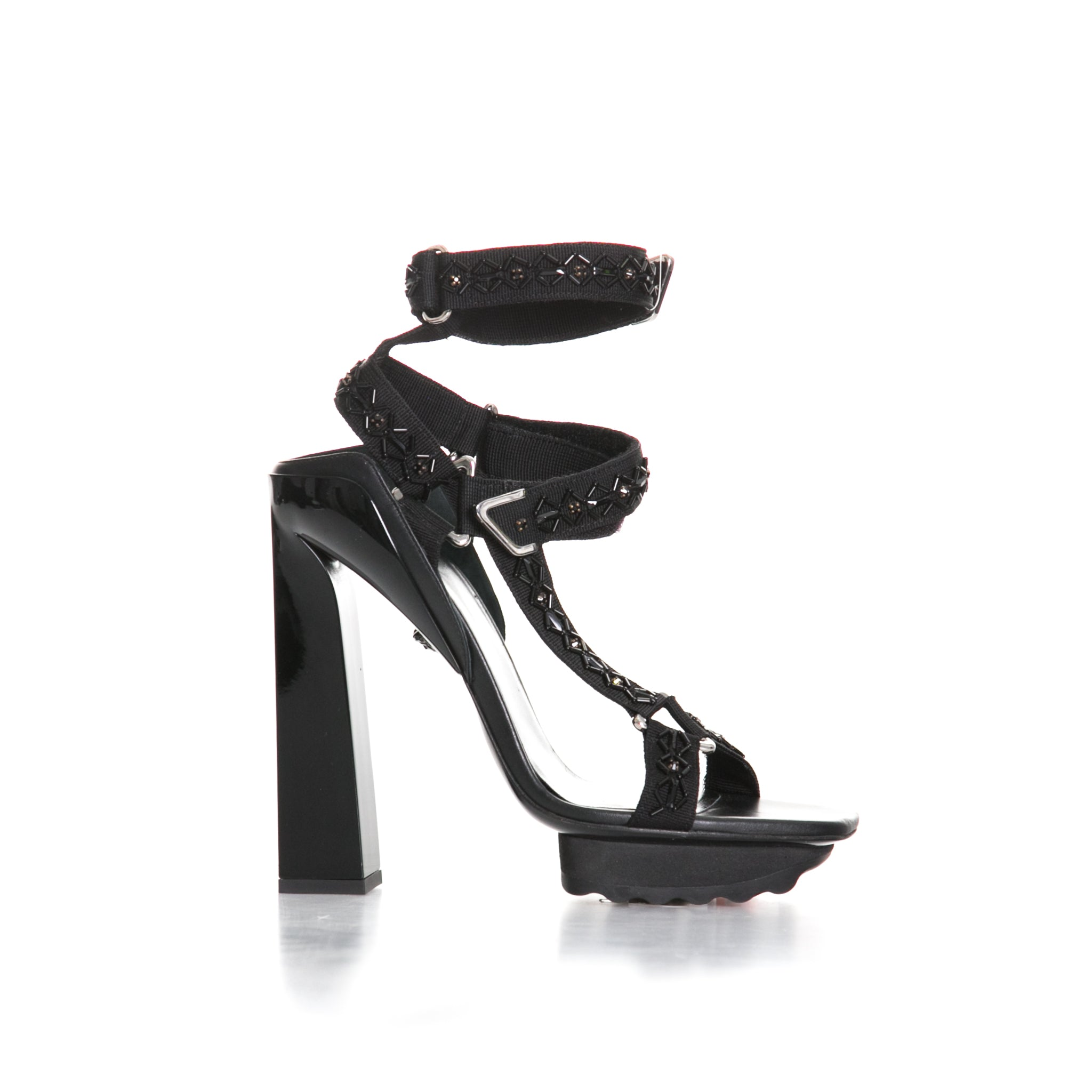 limited sale lower price with lovely luster Versace High Heel Sandals – ESTRO - Luxury Designer Outlet
