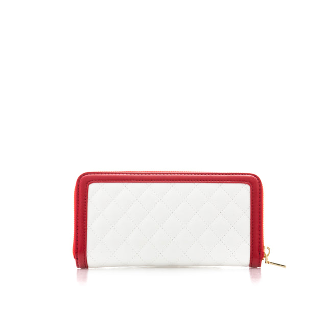Quilted Wallet-LOVE MOSCHINO-SHOPATVOI.COM - Luxury Fashion Designer