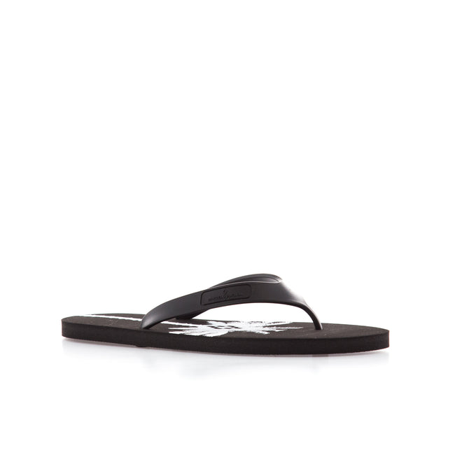 Printed Rubber Flip Flops-MARCELO BURLON COUNTY OF MILAN-SHOPATVOI.COM - Luxury Fashion Designer