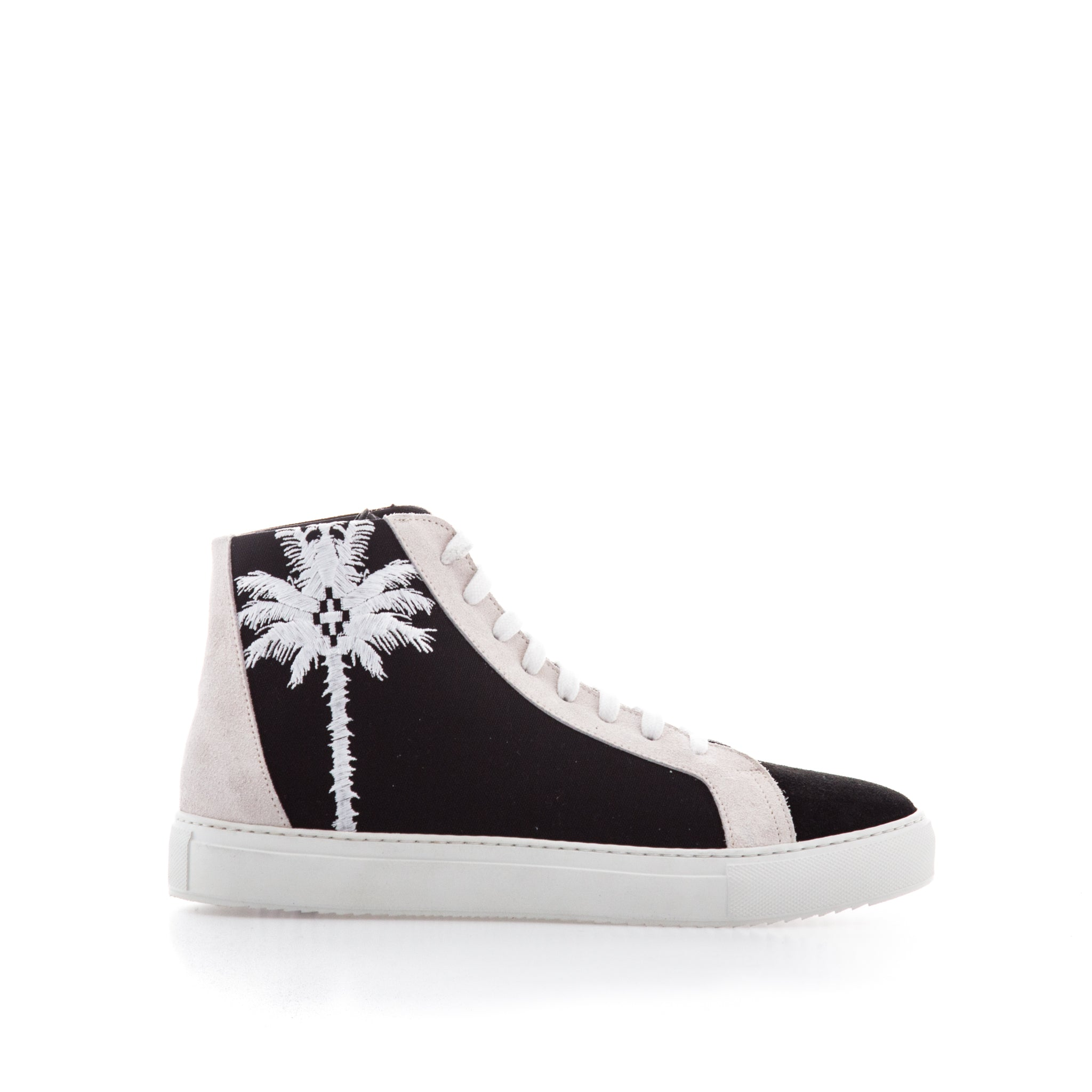 High Top Sneakers-MARCELO BURLON COUNTY OF MILAN-SHOPATVOI.COM - Luxury Fashion Designer