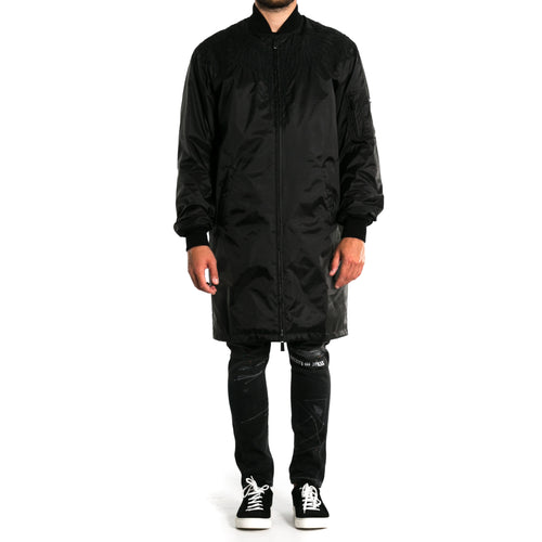 Marcelo Burlon County Of Milan Wenjen Coat-MARCELO BURLON COUNTY OF MILAN-SHOPATVOI.COM - Luxury Fashion Designer