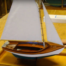 Herreshoff 12 & 1/2 Model Kit