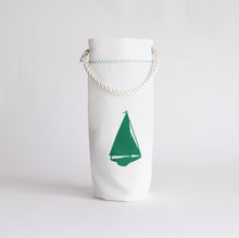 Sail Cloth Wine Tote