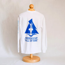 Men's America's Cup Hall of Fame Long Sleeve Tee
