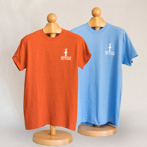 America's Cup Hall of Fame Tee